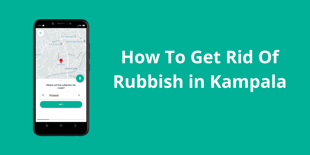 How to get rid of rubbish in Kampala